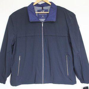 London Fog Mens Windbreaker 4XL New Spring Coat